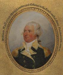 William Hull (1753–1825), B.A. 1772, M.A. 1779