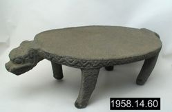 Metate in the Form of a Jaguar