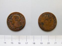1/2 Sol of Louis XVI, King of France from Aix