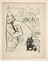 Répertoire des Pantins: Ouverture d'Ubu Roi