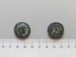 Copper of Antoninus Pius from Tyana