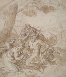 Birth of Bacchus