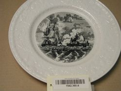 Plate: The Constitution and the Java