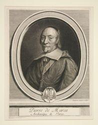 Portrait of Pierre de Marca