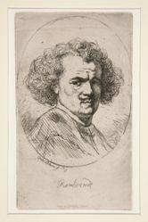 Rembrandt (Self-Portrait)
