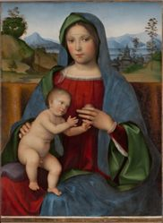 Virgin and Child: The Gambaro Madonna