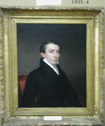 James Abraham Hillhouse (1789-1841), B.A. 1808, M.A. 1811