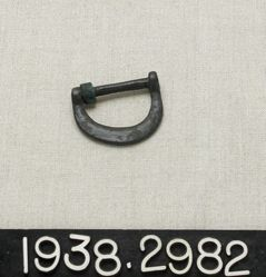 (Type 3a) Bronze Buckle