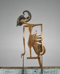 Puppet (Wayang Klitik) of Arjuna
