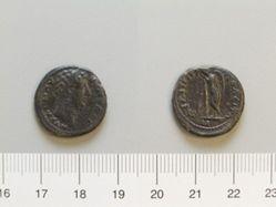 Uncertain denomination of Lucius Verus from Philippopolis