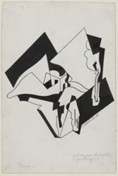 Spatial Construction: Landscape, 1919