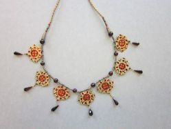 Vishnupada Necklace
