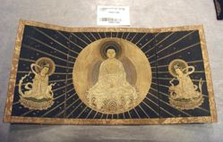 Two Buddhist Devotional Triptychs
