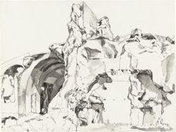 Palatine Ruins Number 10
