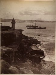 Hornby Light, South Head, Sydney, from the album [Sydney, Australia]