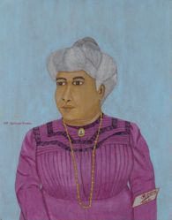 Portrait of Mme Antenor Firmin