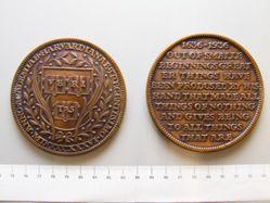 Harvard University Tercentennial Medal
