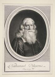 Nathanael Dilgerus, Minister of Danzig