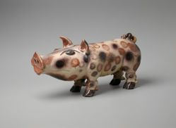 Figure of a Pig