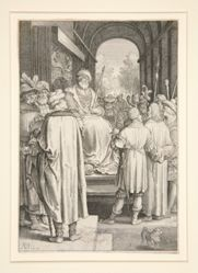 Christ before Pilate (Passion Series)