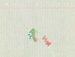 Loose Leaf Notebook Drawings - Box 7, Group 11