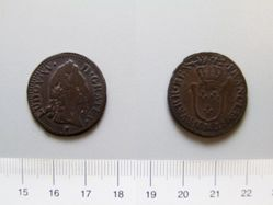1 Sol of Louis XV, King of France from Aix