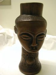 Palm Wine Cup (Mbwoong Ntey)