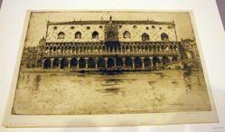 The Doge's Palace, Venice