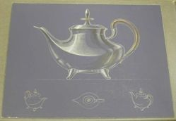 Drawing for Teapot