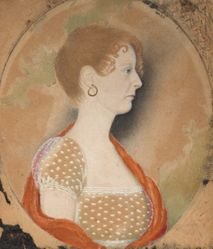 Woman of the Schuyler-Colfox Family