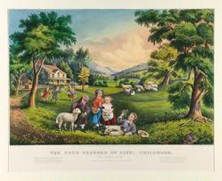 The Four Seasons of Life: Childhood