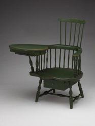 Writing-Arm Chair
