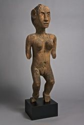 Female Ancestor Figure (Ana Deo)