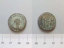 Antoninianus of Aurelian from Antioch