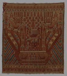 Ceremonial Weaving (Tampan)