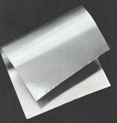 Sheet silver