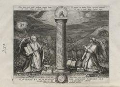 Trophaeum Vitae Solitariae (Male Hermits): Title page