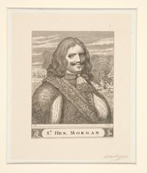 Portrait of Sir Henry Morgan