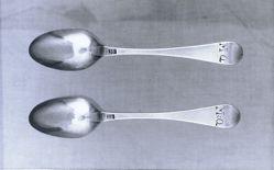Pair of Teaspoons