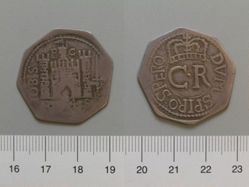 1 Shilling of Charles I, King of England from England