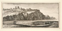 Dover Castle, from the series Divers Views after the Life