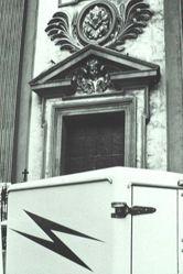 San Vincenzo alla Sanita from series Vedute di Napoli