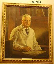 Dr. Edgar Allen (1892-1943), M.A. (Hon.) 1933
