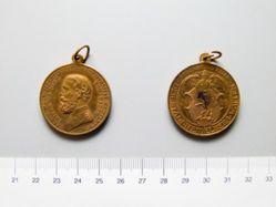 Bronze Medal of Friedrich I
