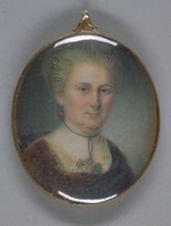 Martha Washington (née Martha Dandridge, formerly Martha Parke Custis, 1731–1802)
