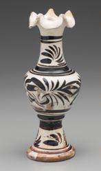 Vase with Foliate Lip