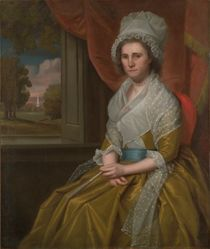 Mary Sylvester Welles Davenport (1754–1847)