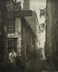 Old Vennel, off the High Street, Glasgow
