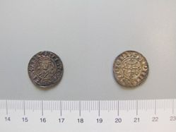 1 Penny of William I The Conqueror from Winchester