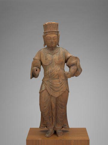 Buddhist Deity Indra (Taishakuten)